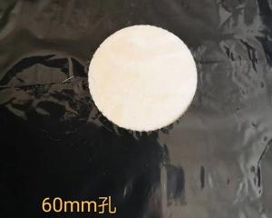 薄膜打孔机制品